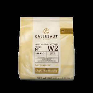 chocolate callebaut blanco barry 400 grs