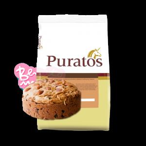 Premezcla Pan de Pascua Puratos 10 Kilos
