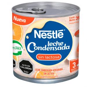 leche condensada sin lactosa nestle 397gr