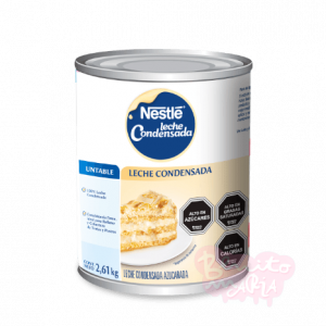 Leche Condensada Nestlé ® Untable 2.61Kg